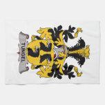 Tungel Family Crest Towel