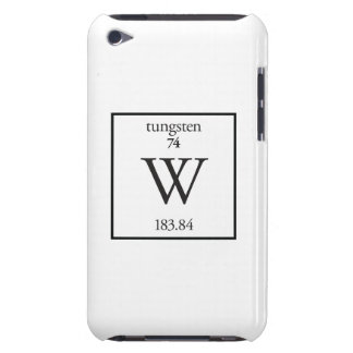 Tungsten Barely There iPod Cases