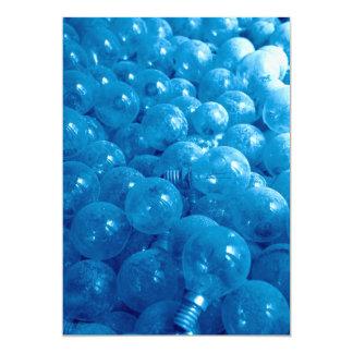 Tungsten Light Bulbs Card