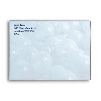 Tungsten Light Bulbs Envelope
