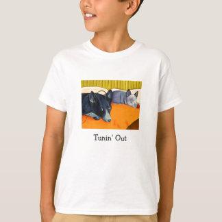 Tunin' Out T-Shirt