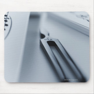 Tuning Fork Mouse Pad