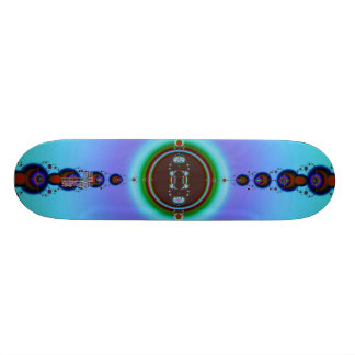 Tuning In Variation 1 Skateboard Deck