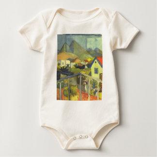 Tunis suburban sun jieruman baby bodysuit