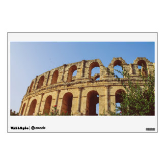 Tunisia amphitheatre room sticker