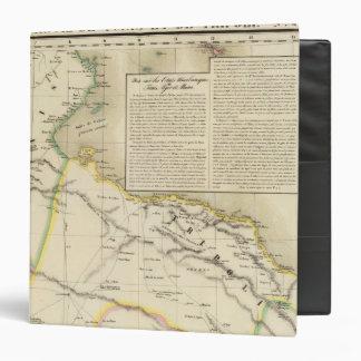 Tunisia and Libya Vinyl Binders