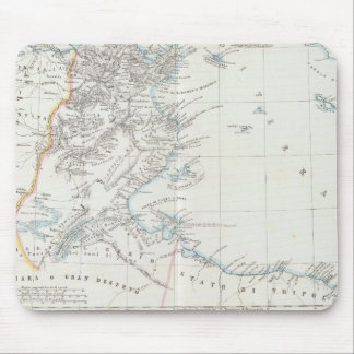 Tunisia and Lybia Mouse Pad