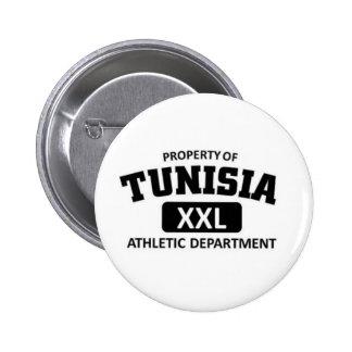 Tunisia athletic department pin