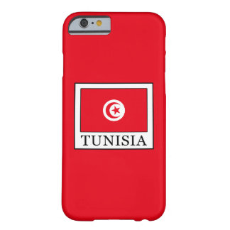 Tunisia Barely There iPhone 6 Case