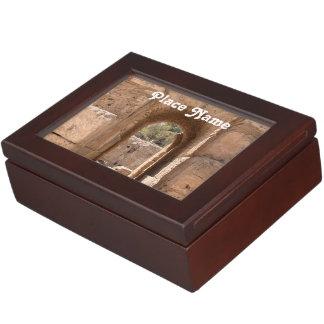 Tunisia Building Memory Box