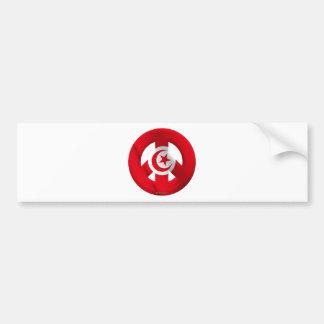 Tunisia Bumper Sticker