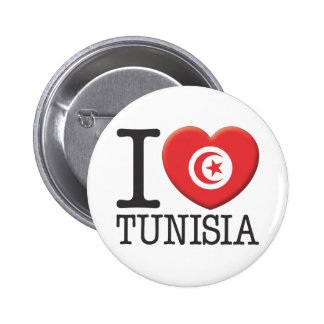 Tunisia Buttons