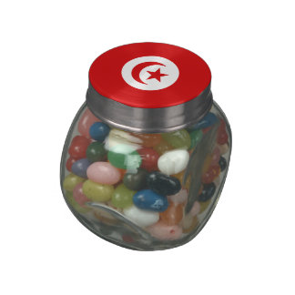 Tunisia Glass Jars