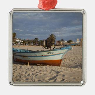 Tunisia, Cap Bon, Hammamet, waterfront, Kasbah Metal Ornament