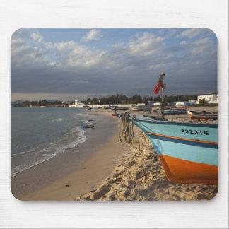 Tunisia, Cap Bon, Hammamet, waterfront, Mouse Pad