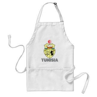 Tunisia Coat of Arms Aprons