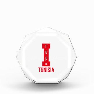 tunisia design acrylic award