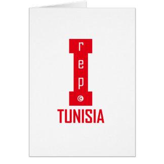 tunisia design card