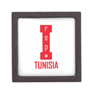tunisia design premium trinket box