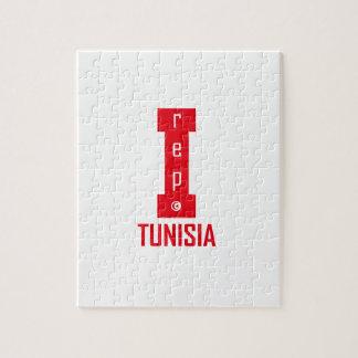 tunisia design puzzle