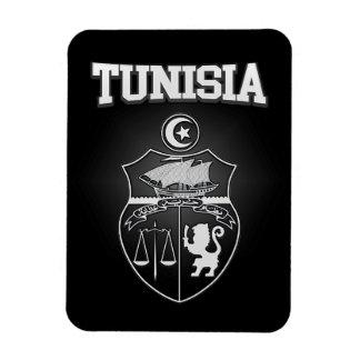 Tunisia Emblem Magnet