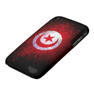 Tunisia Flag Firework iPhone 3 Cover