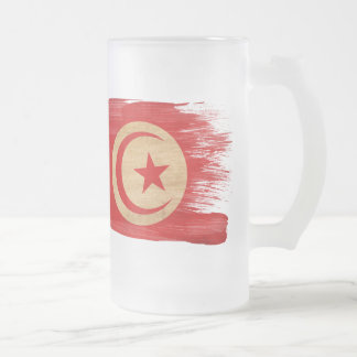 Tunisia Flag Coffee Mugs
