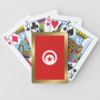 Tunisia Flag Playing Cards