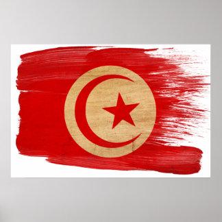 Tunisia Flag Posters