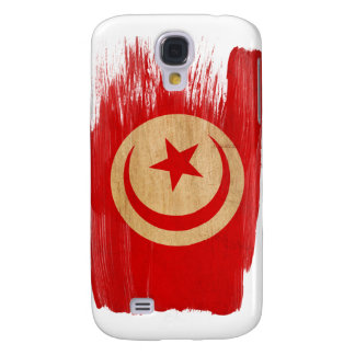 Tunisia Flag Samsung Galaxy S4 Cover
