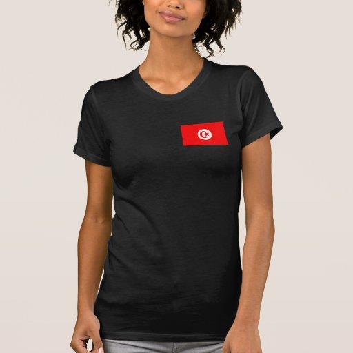 Tunisia Flag T-shirts