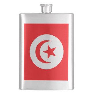 Tunisia Flask