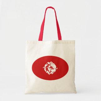 Tunisia Gnarly Flag Bag