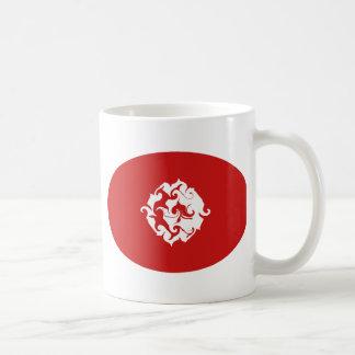 Tunisia Gnarly Flag Mug