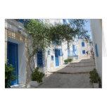 Tunisia Greeting Card