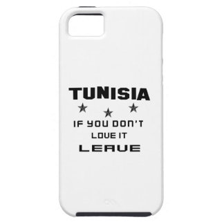 Tunisia If you don't love it, Leave iPhone SE/5/5s Case