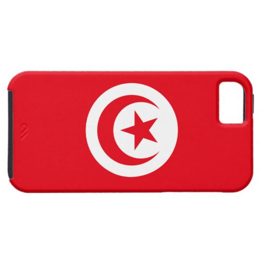 Tunisia iPhone 5 Cases