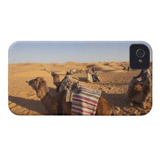 Tunisia, Ksour Area, Ksar Ghilane, Grand Erg 3 iPhone 4 Case-Mate Case