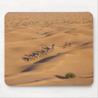 Tunisia, Ksour Area, Ksar Ghilane, Grand Erg 4 Mouse Pad