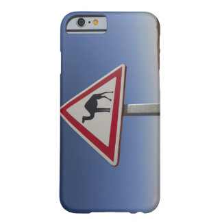 Tunisia, Ksour Area, Ksar Ghilane, Grand Erg 6 Barely There iPhone 6 Case