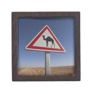 Tunisia Ksour Area Ksar Ghilane Grand Erg 6 Premium Keepsake Boxes