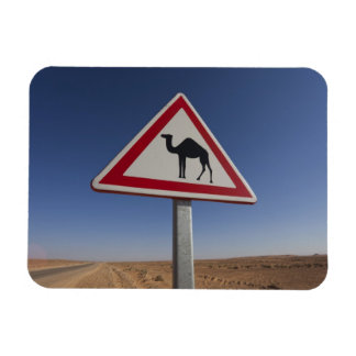 Tunisia, Ksour Area, Ksar Ghilane, Grand Erg 6 Rectangular Photo Magnet