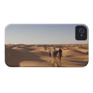 Tunisia, Ksour Area, Ksar Ghilane, Grand Erg 7 iPhone 4 Case-Mate Case