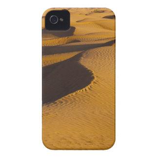 Tunisia, Ksour Area, Ksar Ghilane, Grand Erg iPhone 4 Case