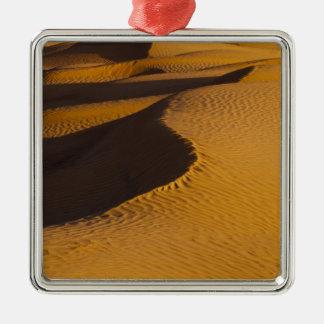 Tunisia, Ksour Area, Ksar Ghilane, Grand Erg Metal Ornament