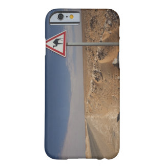Tunisia, Ksour Area, Ksar Ghilane, Oil Pipeline Barely There iPhone 6 Case
