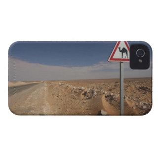 Tunisia, Ksour Area, Ksar Ghilane, Oil Pipeline iPhone 4 Case