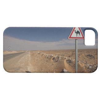 Tunisia, Ksour Area, Ksar Ghilane, Oil Pipeline iPhone SE/5/5s Case