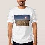 Tunisia, Ksour Area, Ksar Ghilane, Oil Pipeline T-shirt