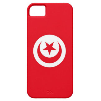 Tunisia National Flag iPhone SE/5/5s Case